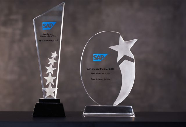 ABEO is SAP certified as partner of the year