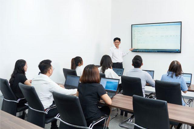 Lớp học tại ABEO Academy